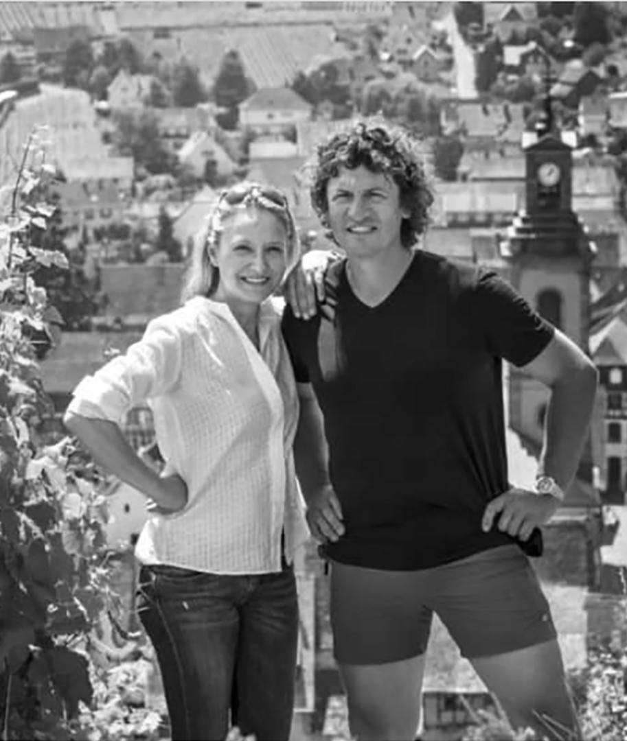 Valérie et Jean-Christophe Bott