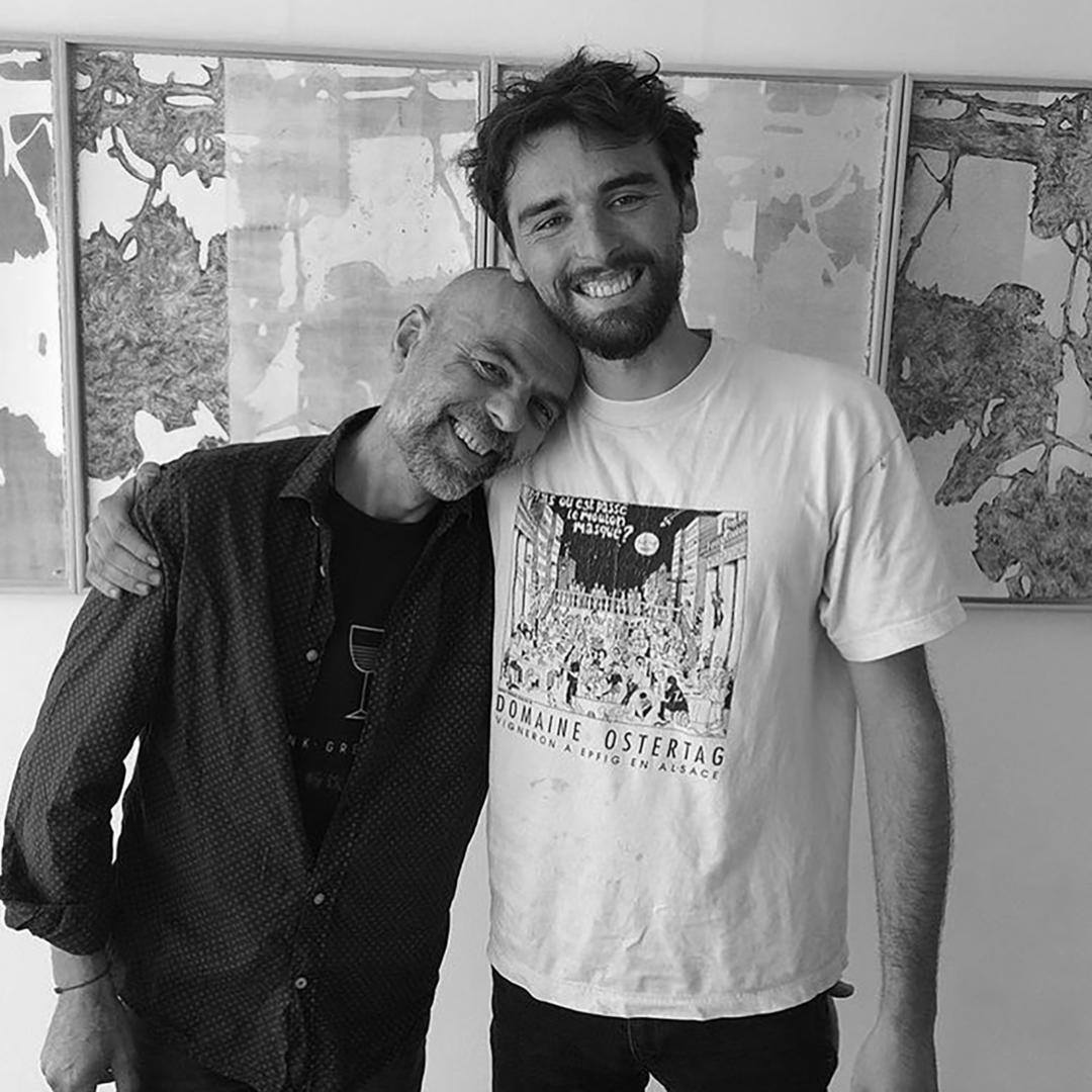 André et Arthur Ostertag