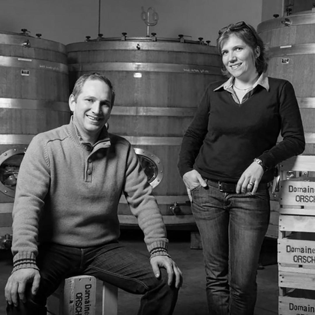 Jean-Paul et Marie Zusslin